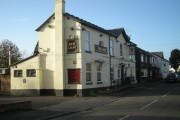 The Red Lion at Bomere Heath