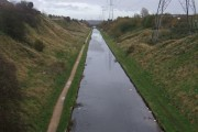 Tame Valley Canal - East of Crankhall Bridge