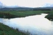 Junction of Glen and Till rivers