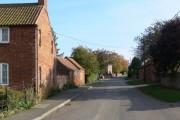 Muston: Woolsthorpe Lane