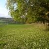 Farmland and track at North Wood Farm Boynton