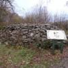 Iron age cairn near Garn