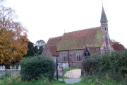 St Andrew's Church, Landford