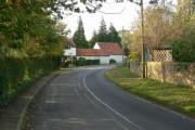 Manor Road in Easthorpe