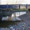 Beneath Pont y Dreflan