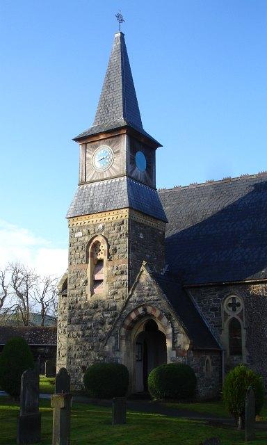 St John the Baptist - tower