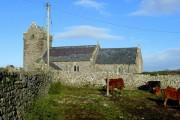 St. David's church, Llanddewi with Knelston parish