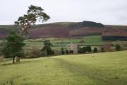 St Gastyn's Church at Llangasty Tal-y-llyn