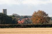 Worstead village