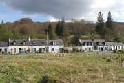 Row of houses, Strachur