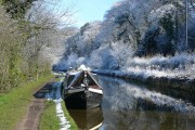 The Macclesfield Canal at Oakgrove