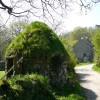 Ancient buildings at West Coombe