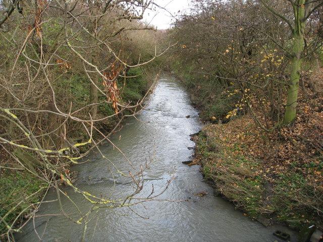 Netherthorpe - River Doe Lea