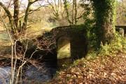 Bickham Bridge and River Avon