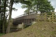 Bridge  at  Rye  House  Farm