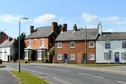 Houses at Sutton Bonington
