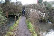Bowbridge bridge