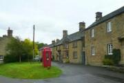 Pilsley village centre