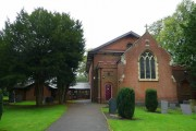 St. Paul's church, Stockingford