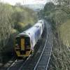 Railway bridge, Sack Hill, Warminster
