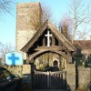 Lych gate, Holy Trinity Church