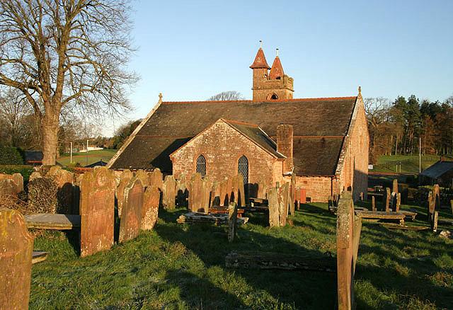 Gretna Old Parish Church