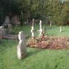 Waterstock graveyard
