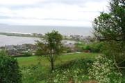 Torcross from above