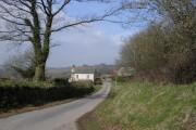 Lydcott near High Bray