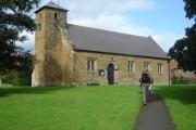 Carlton  Husthwaite  Church