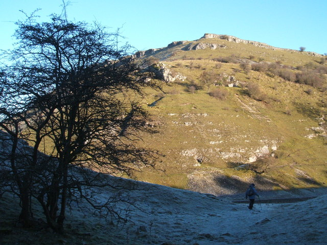 Tansley Dale into Cressbrook Dale