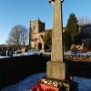 War Memorial at St Mary's, Ingleton