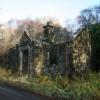 Ruin near Drimnin House