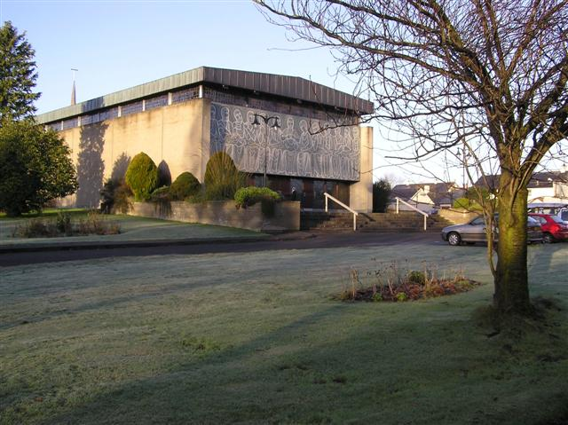 St Theresa's RC Church, Sion Mills