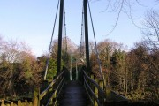 Swinging Bridge, Sion Mills