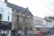 Glencairn's Greit House in the High Street