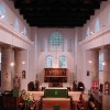 St Barnabas, Downham Way, Bromley, Kent - East end