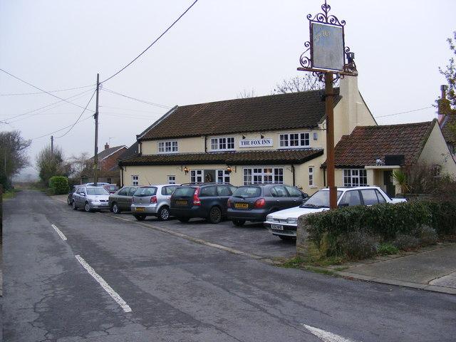 The Fox Inn, Darsham