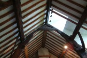 Roof of Newton Hall