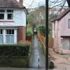Alleyway - Laura Grove to Oldway Road