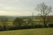 South from Cameley Road