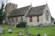 Down Hatherley Church