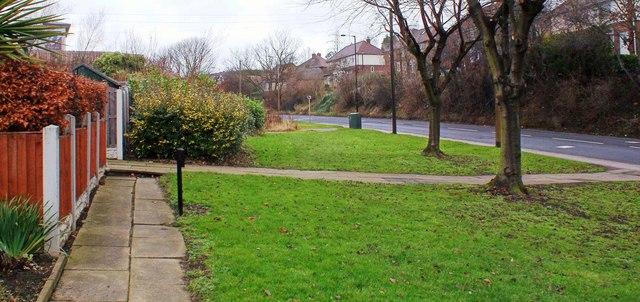 Wortley Road Looking Towards Thorpe Hesley