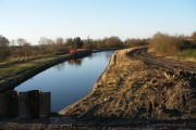 Works on the Bridgewater Canal
