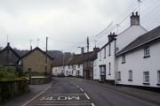 Sticklepath village