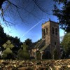 St Werburgh old church, Warburton