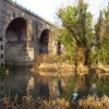 Leamington Railway bridge over the Leam 2