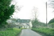 Coming into Ablington