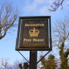 The Crown Public House sign