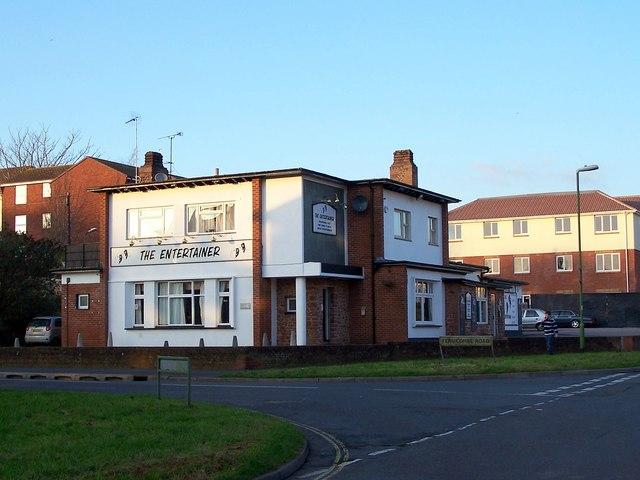 The Entertainer public house